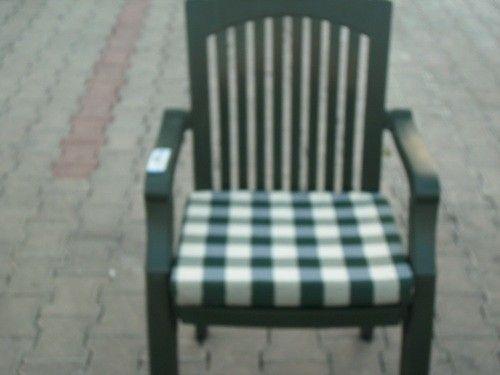 Taban Sandalye Minderi (6 Adet)